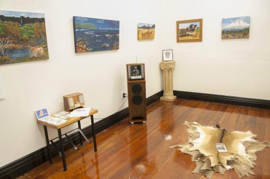 Raetihi, New Zealand: The Exhibition Room