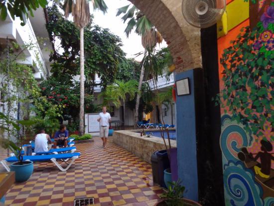 Media Luna Terrace