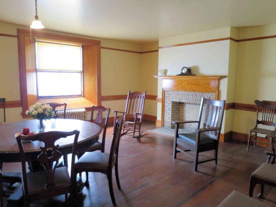 Vanderbilt Mansion National Historic Site: Kitchen In Basement