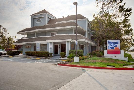 Good Nite Inn - Salinas : Hotel entrance