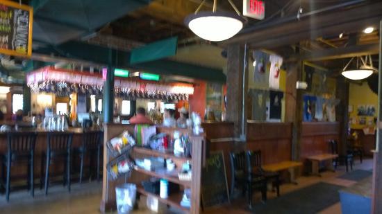 Topsham, ME: The bar