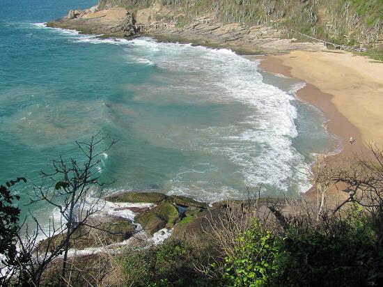 Caravelas Beach : Praia Caravelas 2