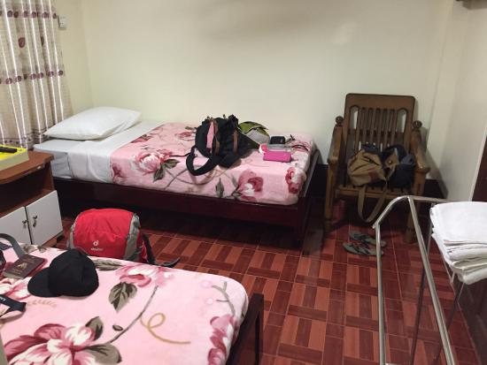 ET Hotel : ห้องพักเตียงคู่ชั้น 2