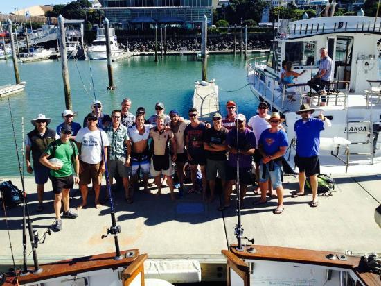 Charter Boats NZ