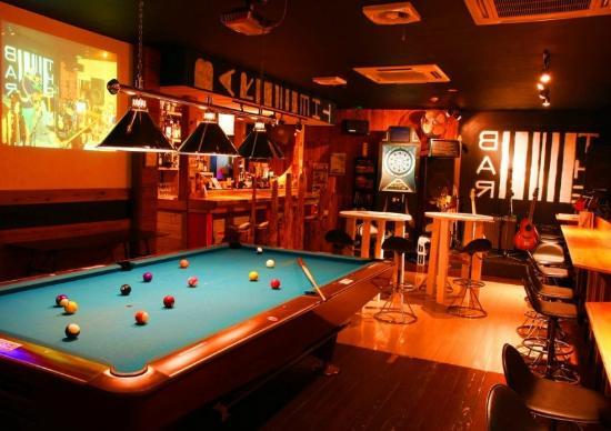 The Bar Miyazaki : The Bar Interior