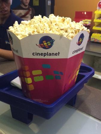 Cineplanet Alcazar