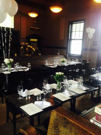 Boxcar Bar and Grill: Event Space Available