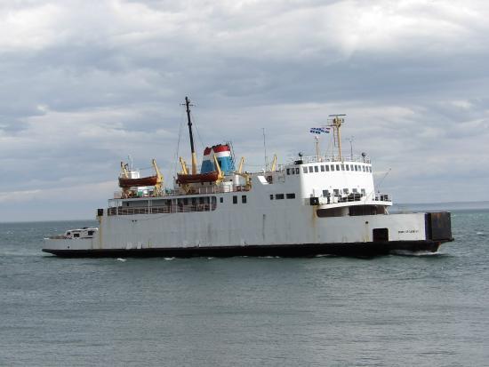 Riviere-du-Loup & Saint-Simeon Ferry