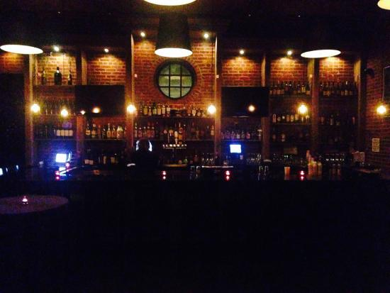 Boxcar Bar and Grill: The Bar