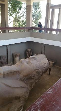 Real Life Egypt - Day Tours: The colossus of Rameses II