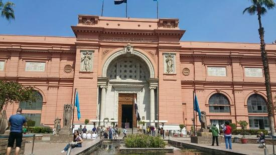 Real Life Egypt - Day Tours : Egyptian Museum - Cairo
