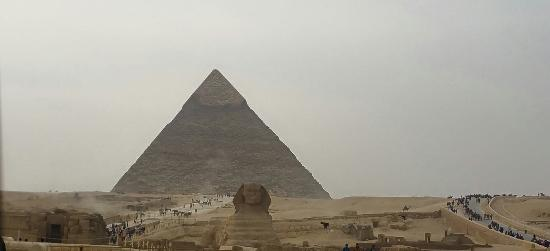 Real Life Egypt - Day Tours: Spinx at Giza - Cairo