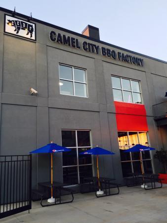Camel City Bbq Factory Winston Salem Restaurant Reviews