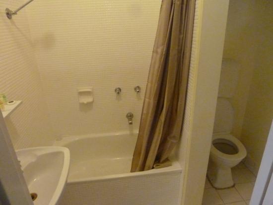 George Powlett Apartments: Bathroom