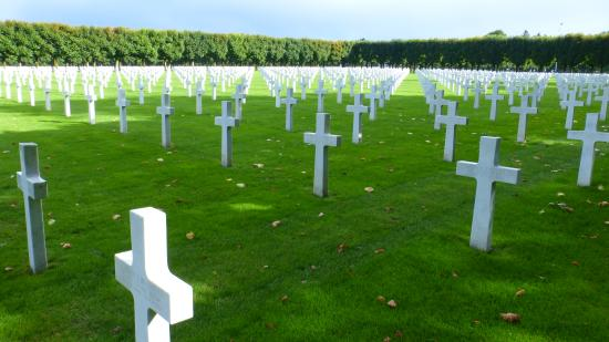 Meuse-Argonne American Cemetery and Memorial