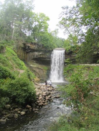 Lakemont, GA: Minnehaha Falls