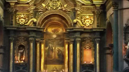 Iglesia de las Nazarenas