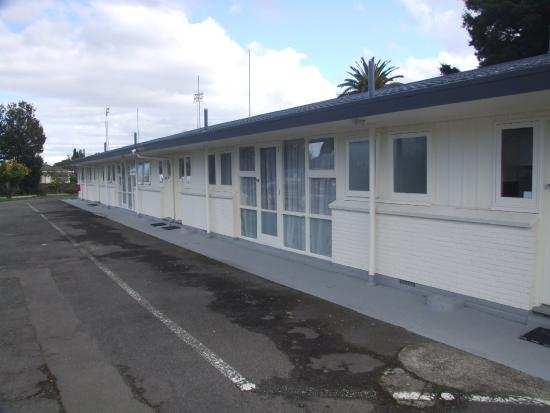 Napier Garden Motel: McLean park garden motel