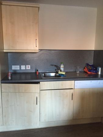 SACO Nottingham - The Ropewalk: Well equipped kitchen