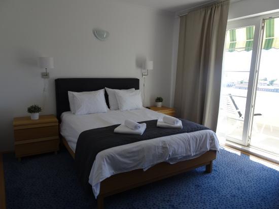 Kamara Dubrovnik: Comfy bed