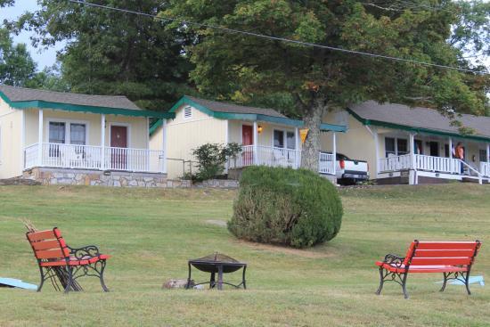 Big Lynn Lodge: our cabin