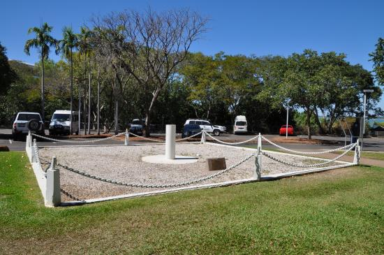 Bicentennial Park Mapping Point