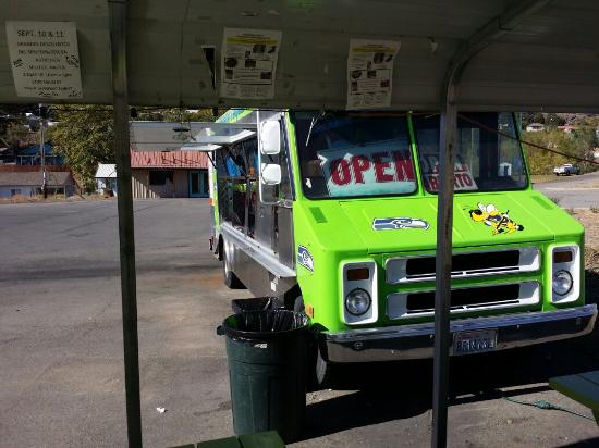 Oroville, Waszyngton: We really like this truck.