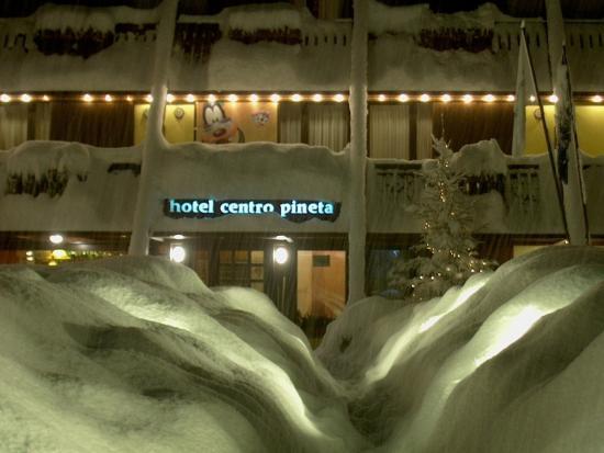 Centro Pineta Family Hotel & Wellness: Centro Pineta inverno