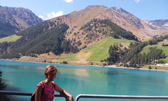 Hotel Firn: lago di Vernago, bello da girarci attorno