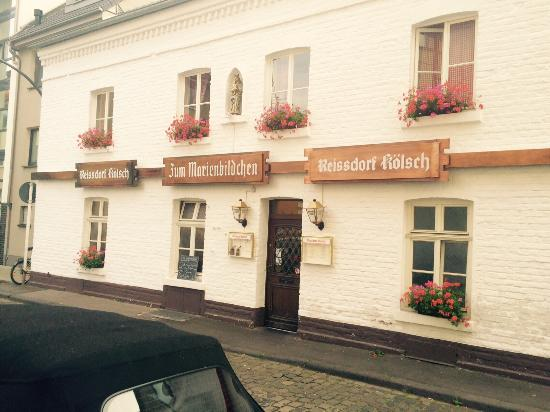 Photo of German Restaurant Wirtshaus Zum Marienbildchen at Falkenburgstr. 21, Cologne 50935, Germany