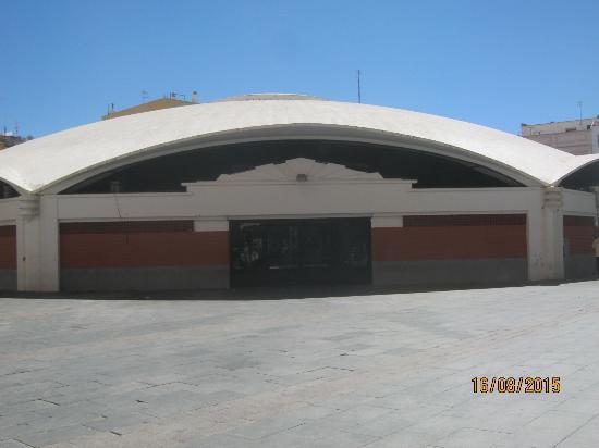 Mercado Ingeniero Torroja
