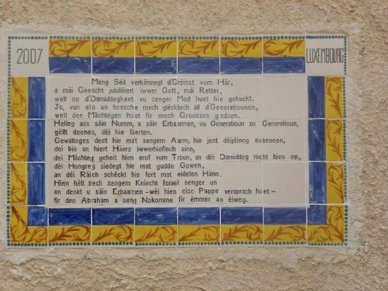DARLA: Church of the visitacion