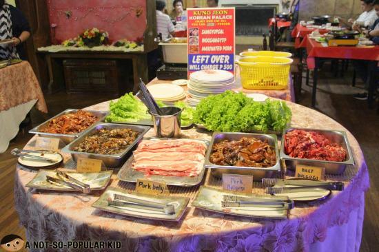 Best Korean Restaurant In Baguio City