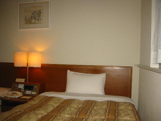 Hotel Route Inn Matsue: ベッド