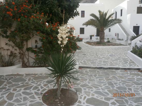 Villa Ostria: ΑΥΛΗ-ΚΗΠΟΣ
