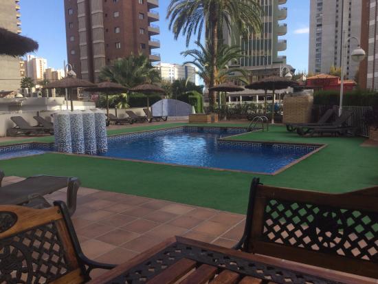 Apartamentos Torre San Diego: Apartments Pool Area