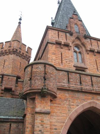Hradec nad Moravici, Republika Czeska: Архитектура