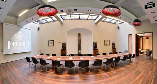 Monopol Hotel: Conference Facilities