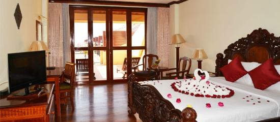 Angkor Paradise Hotel: Club Classic Room