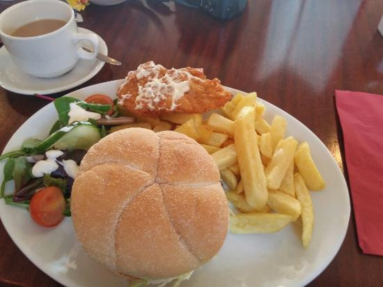 The Bosuns Diner: nice food
