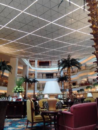 Grand Central Hotel Shanghai: 飯店大廳