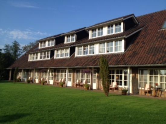 Landhuishotel & Restaurant De Bloemenbeek: Uitzicht kamers