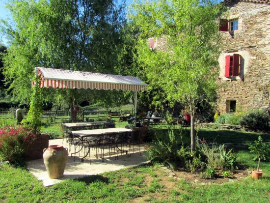 Saint-Paul-la-Coste, Frankrijk: Le jardin