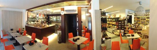 Planet Cafe Shop
