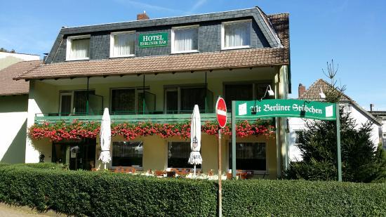 Hotel Berliner Bar Bad Harzburg