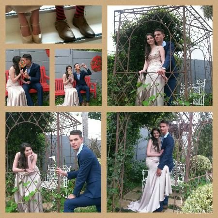 Cape Pillars Boutique Hotel: Matric Ball Photos
