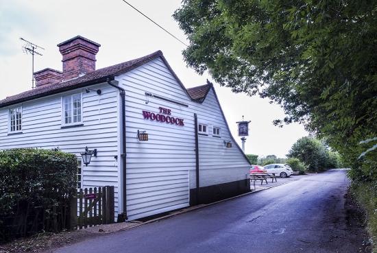 Cranbrook, UK: The Woodcock Inn