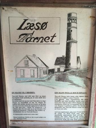 Laesoe Island, เดนมาร์ก: Lidt fortælling