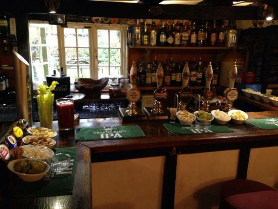 Cranbrook, UK: Sunday Lunch Bar