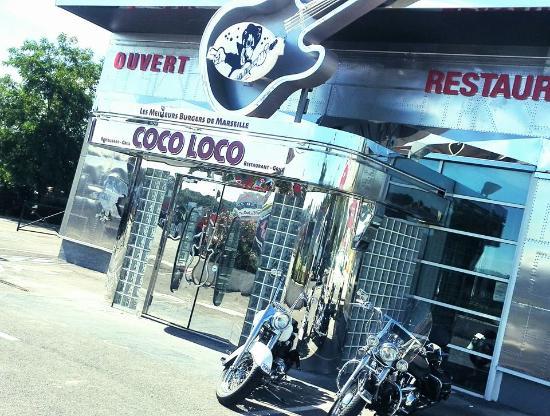 Coco loco le diner l 39 am ricaine picture of coco loco plan de c - Le zen plan de campagne ...